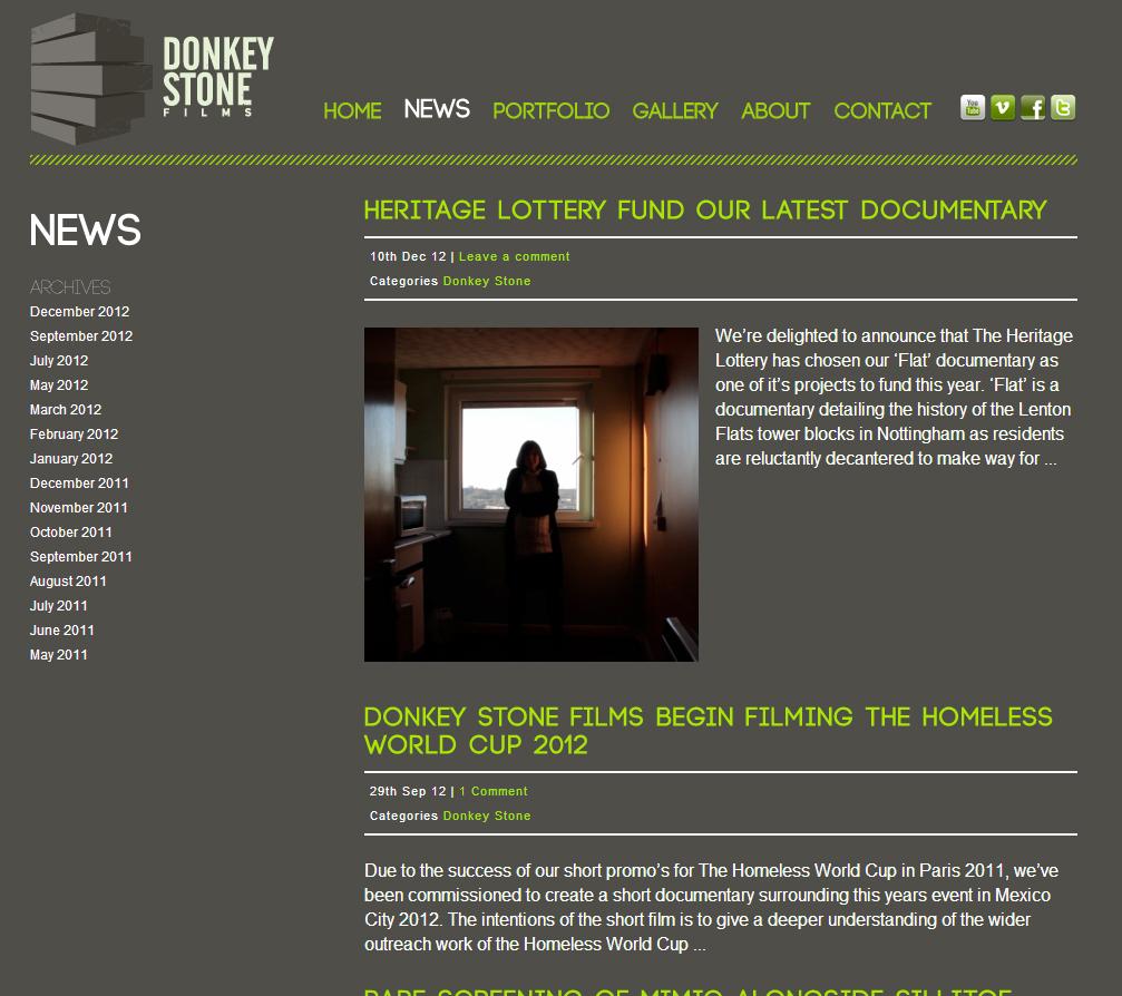 donkey-stone-news